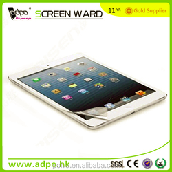 Best Touch Anti fingerprint Anti glare Screen Protector for Ipad air 2