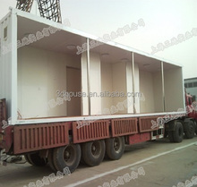 shanghai sandi updated design cheap Prefab Movable Container House for Accommodation,office,dormitory...