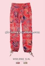 elegant Western style pants for ladies