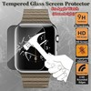 Newest tempered glass screen protector accessory wrist watch protector for Apple watch