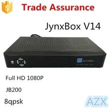 fta receivers for north america hd mini decoders free to air JynxBox Ultra HD V14