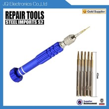 Mobile Phone Accessories Top Quality Metal Material Service Tools Repair Tools For iPhone 4 4S 5 5C 5S 6 6 PLUS