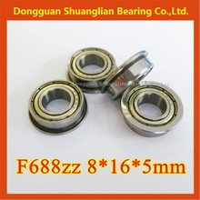 Top Quality F688 Miniature Flange Bearing 3D Printer Bearing