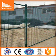 Wholesale alibaba galvanzied and welded steel temporary fence farm