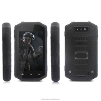 4inch best 3G gsm ip68 waterproof smart phone rugged smartphone