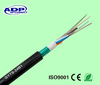 Amored single mode fiber optic cable GYTS