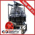 De alta capacidade grande capacidade triturador e triagem minérios preço