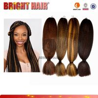 fashion can be dye ombre braiding hair kanekalon from Japan,ombre braiding hair for distributors