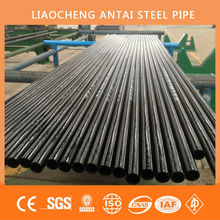 Building Black Steel Pipe/Round Steel Tube