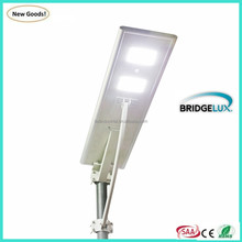 Hottest 5w~80w Solar LED Street Light with sensor from Shenzhen New Goods