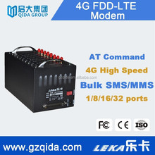 4g rs232/usb recharge modem with sim cards for Property Management Company, payment notice QF80