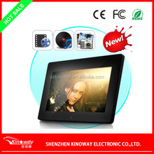 "Wholesale 1.5""/3.5""/7""/12""/21"" multi functional digital photo frame with 2GB/4GB/8GB Flash optional"