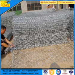 Hexagonal Italy Cost of Gabions Price