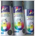 vacía de pulverización de pintura en aerosol de estaño puede
