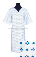 Comfortable Paitent Uniform tunic Design