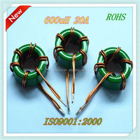 20uH-100mh Toroidal low loss common mode choke for EMI filter
