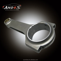 Forged 4340 steel For Komatsu forklift parts Connecting Rod 13201-78300-71