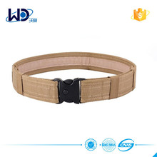 Dongguan supplier cheap Security belt with plastic buckle