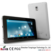 Android mini tablet pc,dual camera dual core android 7 inch tablet pc with education.