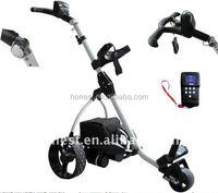 2015 Custom Made Remote Control Electric Golf Trolley with USB port HMR-2011
