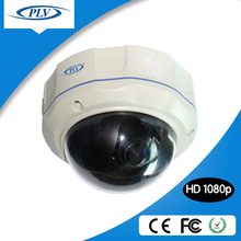 2015 hot sale new technology 1080p wired easy to install p2p ip dome camera with audio function