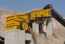 Excellent performance and cost effective impact crusher product line