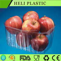 disposable fresh fruit tray/container