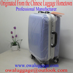 Colorful Rolling Luggage Trolley Bag D-005