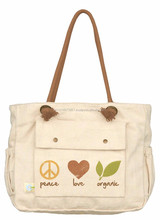 Fancy Laminated handled Cotton Shopping bag