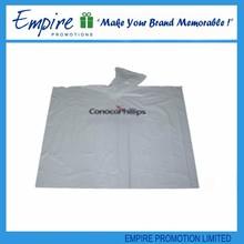 Hot fashion reasonable price clear plastic raincoat