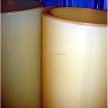 matt TPU film used for Buoyancy compensators with Soft matte finish