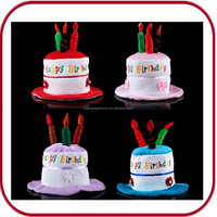 Wholesale OEM birthday candle cap halloween hat PGC-0310