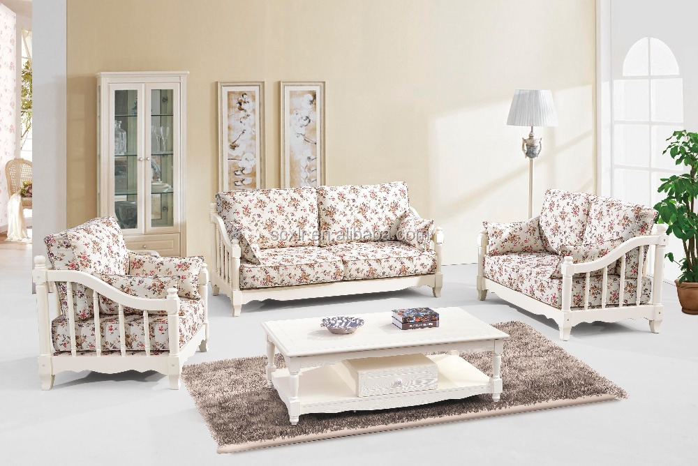 2015 new disegn living room furniture country style sofa for Latest living room furniture