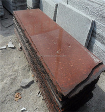 dyed red / Granite Rough Blocks / Slabs / Cut to size stones