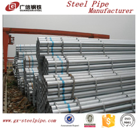 48mm galvanized steel pipe for greenhouse frame