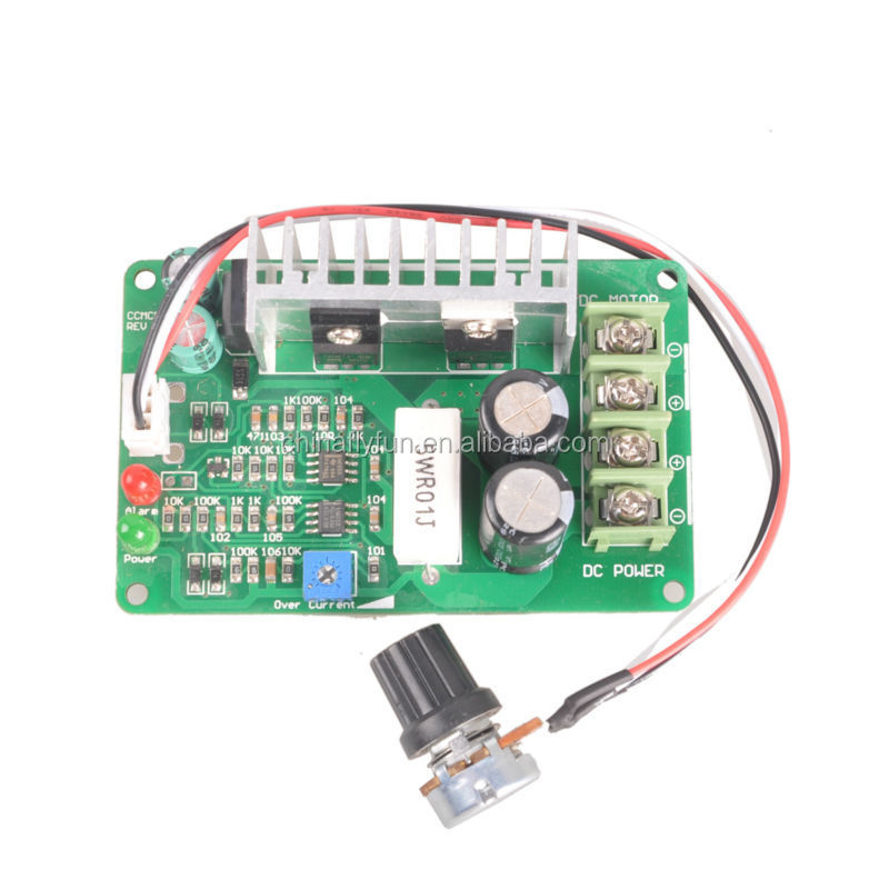 Ccmcp Dc Motor Speed Control Speed Governor Dc12v 36v 10a