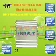 NEW ! ISDB-T Set Top Box ISDB-T510B Module for South America and Japan LCD TV TFT LCD,Car DVD Free Shipping
