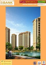 (BK0101-0009)3D High-rise Buildings/Architecture Design for Upscale District /Residential Area Design
