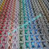 vivid double hook aluminum strings hanging chain curtain