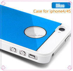 Hot sale good quality fashion accessories mobilephone case for iphone 4/4S
