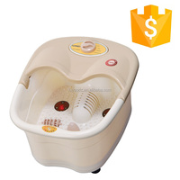 LY-213A multifunction portable foot bath massager for korea