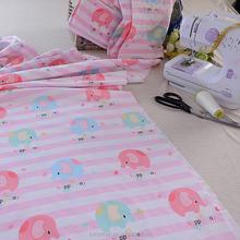 100% cotton 40*40 133*72 cotton twill printed fabric