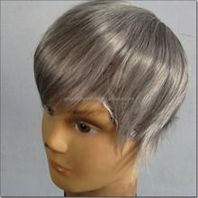 Top grade hot wholesale top quality best price virgin human hair mens toupee