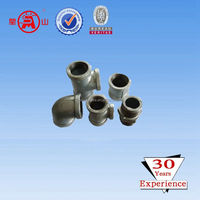 Galvanized Malleable Casting Iron Pipe Fittings dn20 pipe fittings