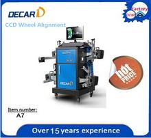 sensors bluetooth box car wheel alignment machine