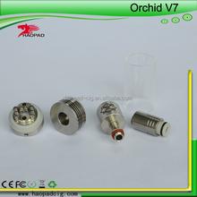 Fantastic item 2015 high quality 1:1 clone rebuildble atomizer RDA Orchid V4/Orchid V5/Orchid V6/Orchid V7