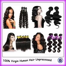 Top Quality Human Hair Weave, Brazilian Hair Weave on Sale