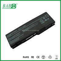 Li-ion 11.1V 7200mAh High quality 9cells high capacity replacement laptop battery for DELL D6000