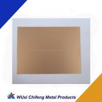 aluminium PCB copper clad laminate sheet or board good for making LED light