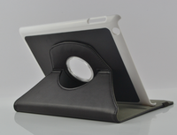 Special design 13 inch real leather tablet pc case